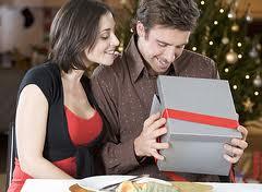 Подарок мужчинне - это...