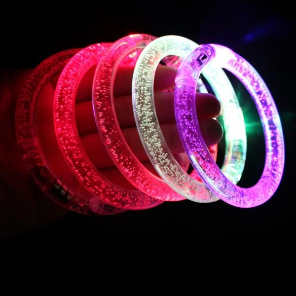 Светящийся браслет сделать