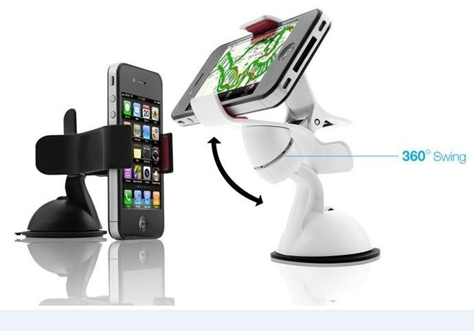 Держатели для смартфонов, планшетов, GPS