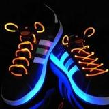 Светящиеся шнурки Orange