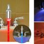 Насадка на кран с LED подсветкой UFT led water