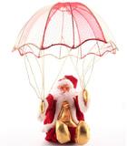 Дед Мороз UFT Santa Parachute