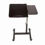 Высокий столик для ноутбука Т30 Черный