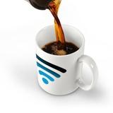 Чашка хамеллион Сигнал Wi-Fi Cup